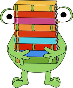 Stack clipart school project. Make a bookmark or