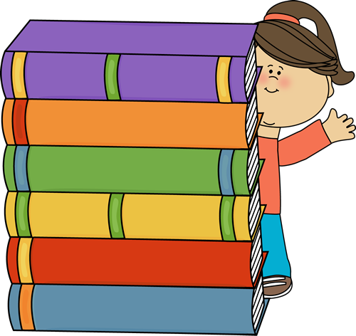 Stack of books clipart png. Book clip art images