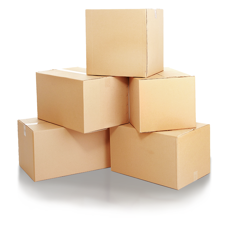 Stack of boxes png. Make sure your packaging
