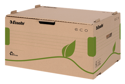 Stack of boxes png. Esselte eco storage and