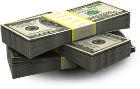 Cash stack png. Gsn the network for