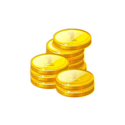 Stack of coins png. Gold roblox stackgoldcoinspng