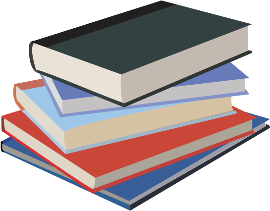 Stack of school books png. Download icons and graphics