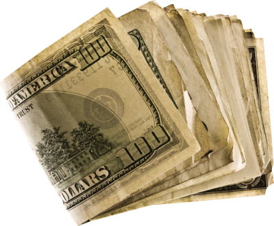 Money stack png. Psd photo by desired