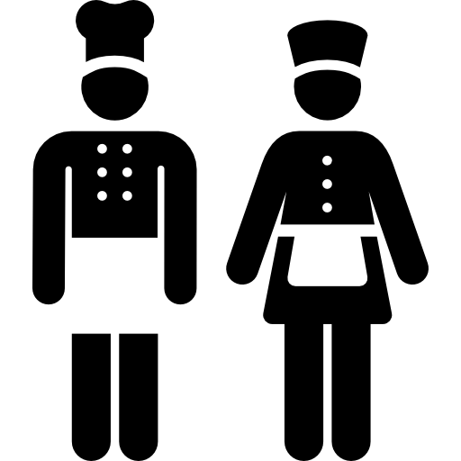 Staff png icon. Free people icons