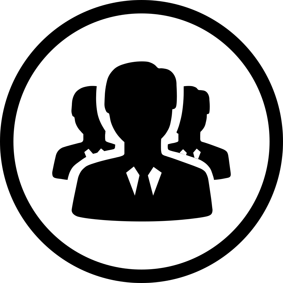 Staff png icon. Management svg free download