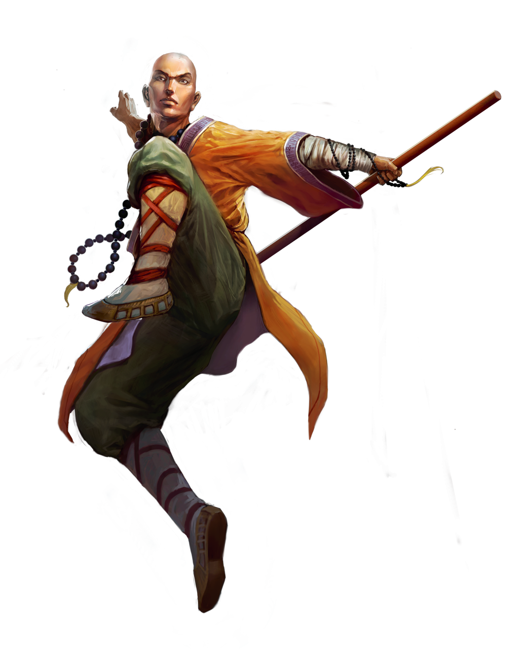Staff transparent monk. Image png vsdebating wiki