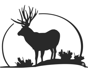 Stag vector mule deer. Silhouette google search rory