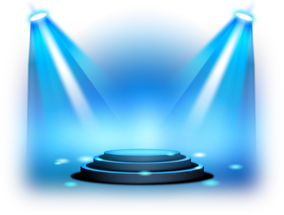 Stage transparent spotlight. Download lights png hd