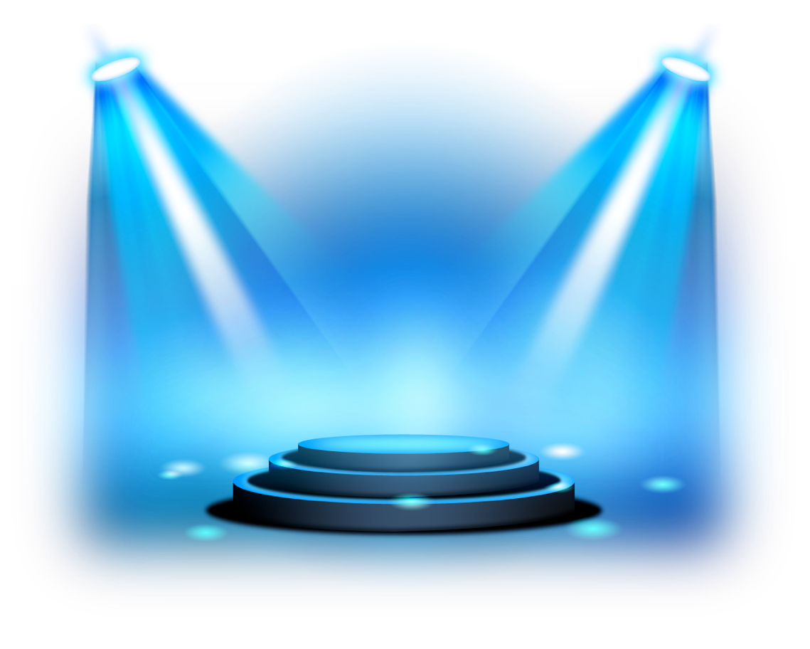 Stage transparent spotlight. Lights png hd images