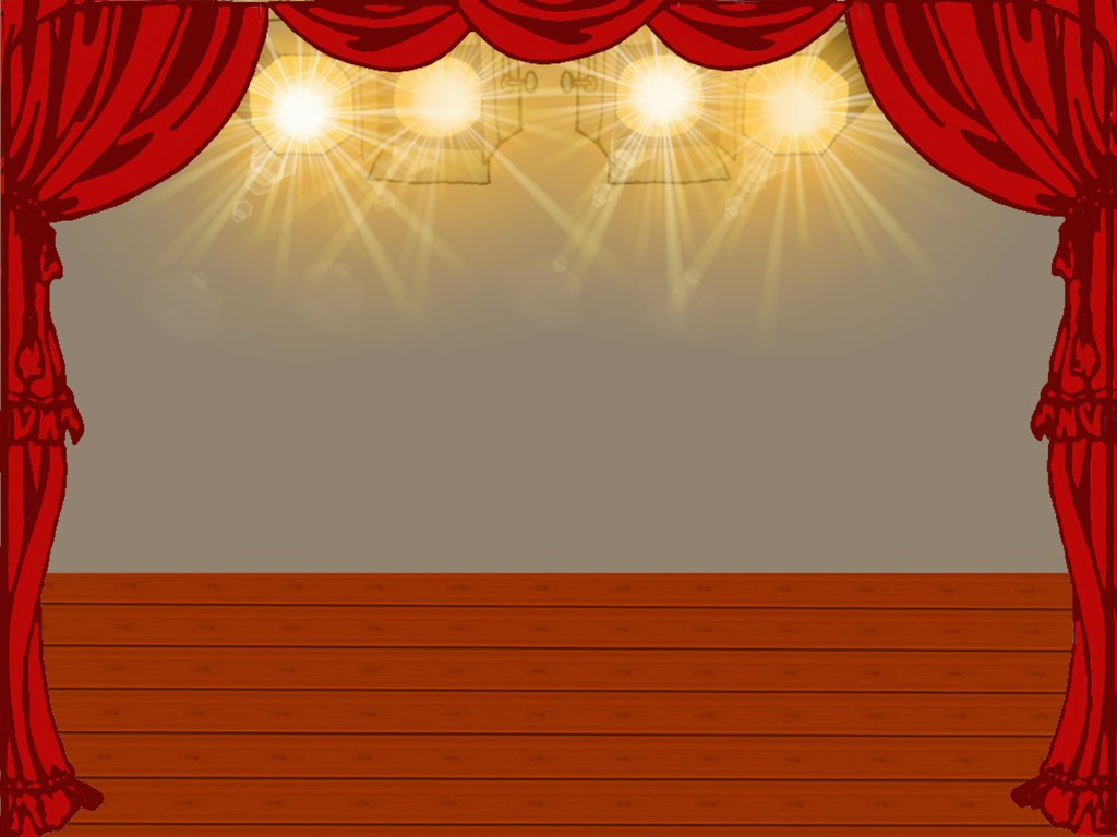 Stage clipart. Enjoyable ideas illustration by