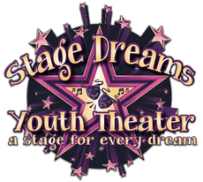 Stage clipart empty stage. Dreams youth theater home