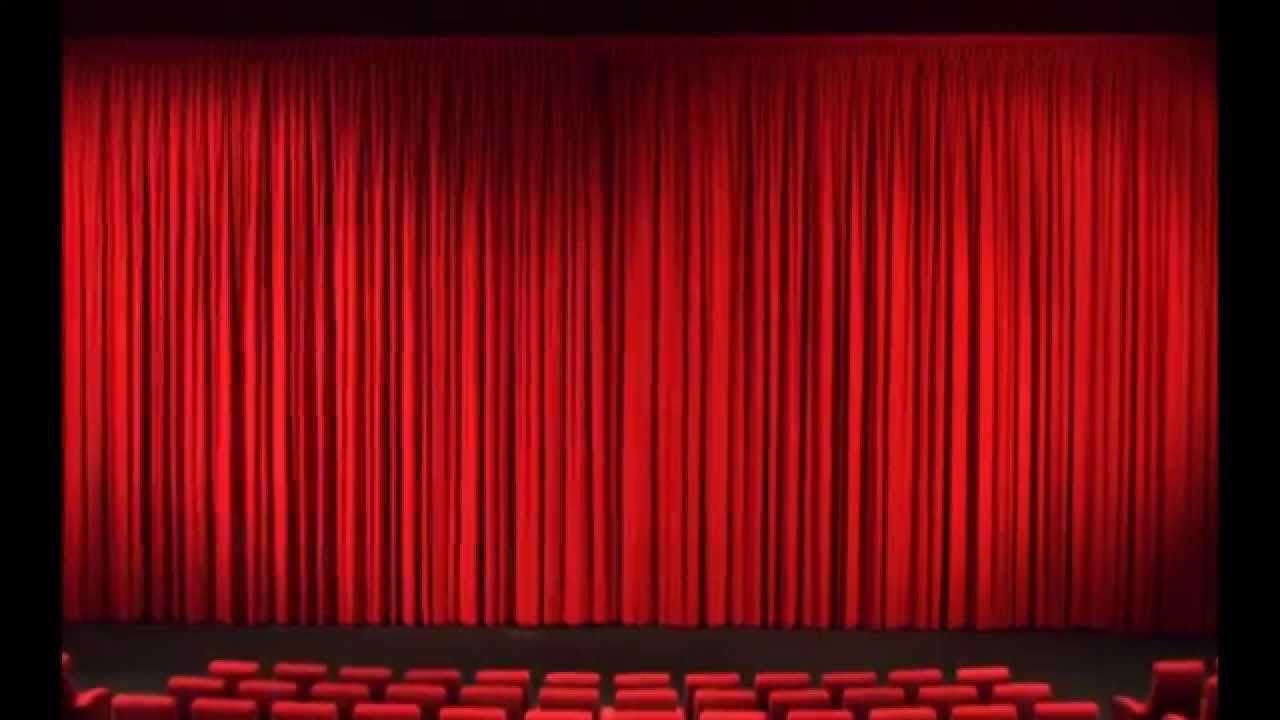 Fascinating theater by colormehousecom. Curtains clipart auditorium banner royalty free library
