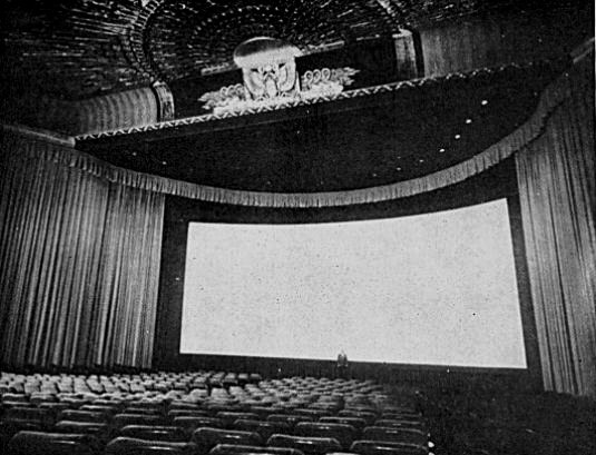 Stage clipart movie theater screen. Egyptian theatre in los