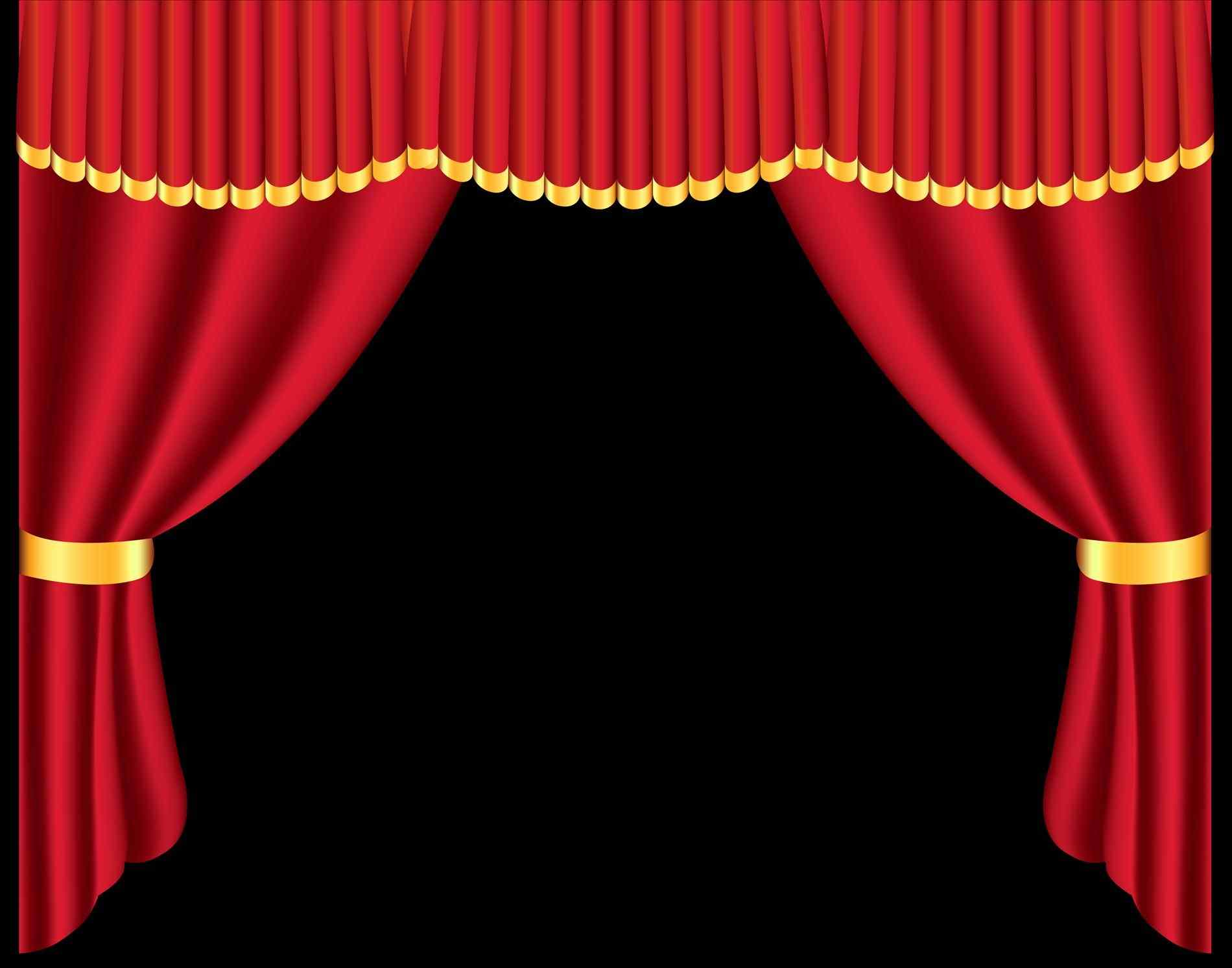 Stage clipart stage curtain. Curtains png integralbookcom curtainsclipart