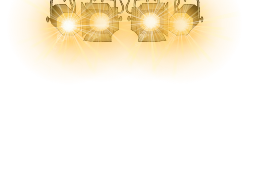 Stage lights hd transparent. Png color spotlights graphic royalty free