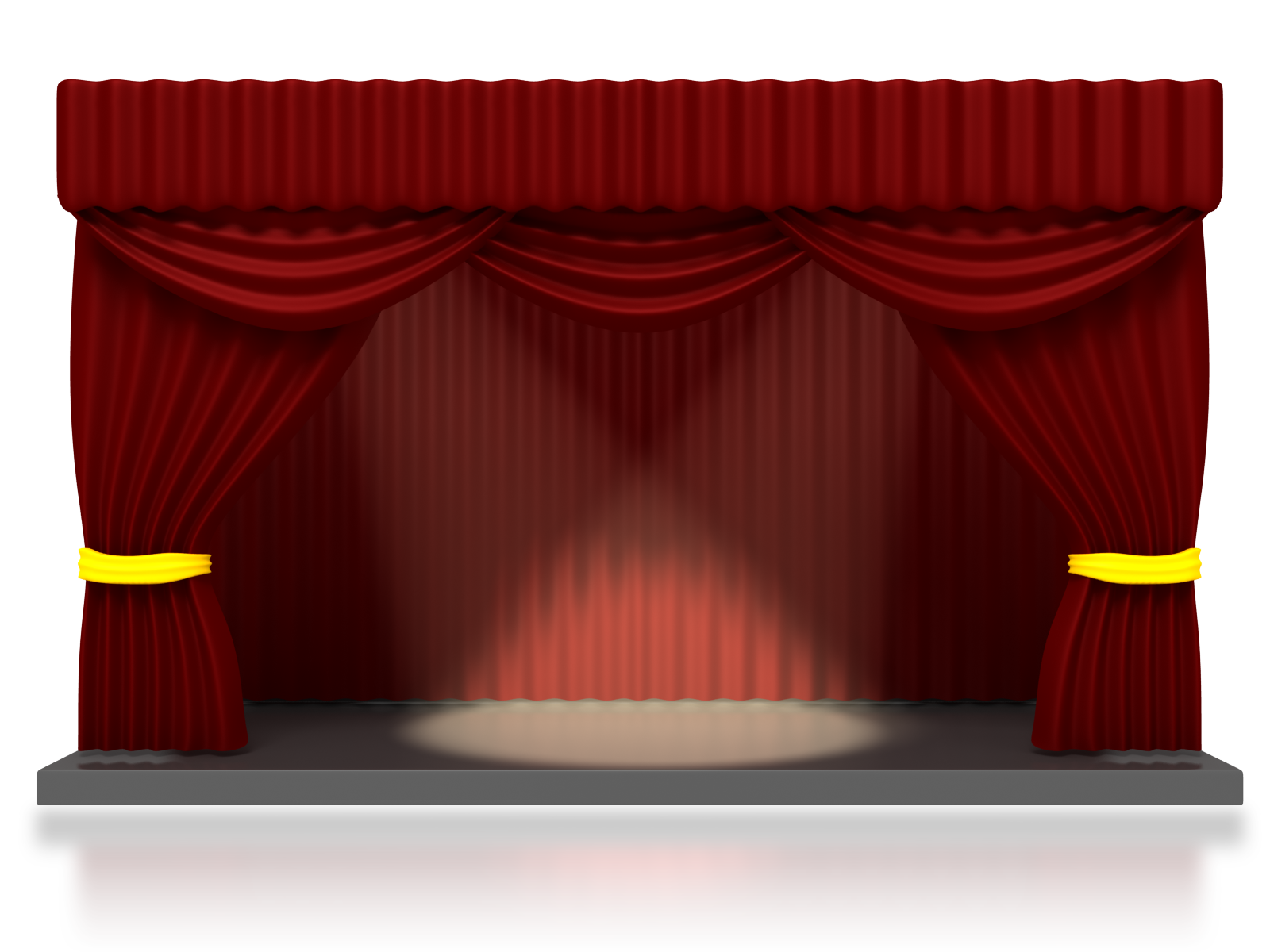 Stage clipart audience clipart. Theater png hd transparent