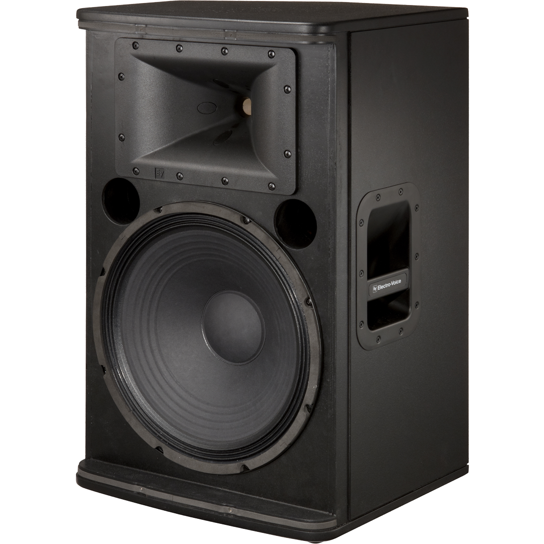 Stage speakers png. Electro voice elx p