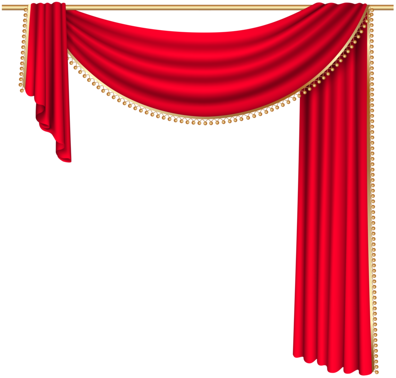 Stage transparent backround. Download free png curtains