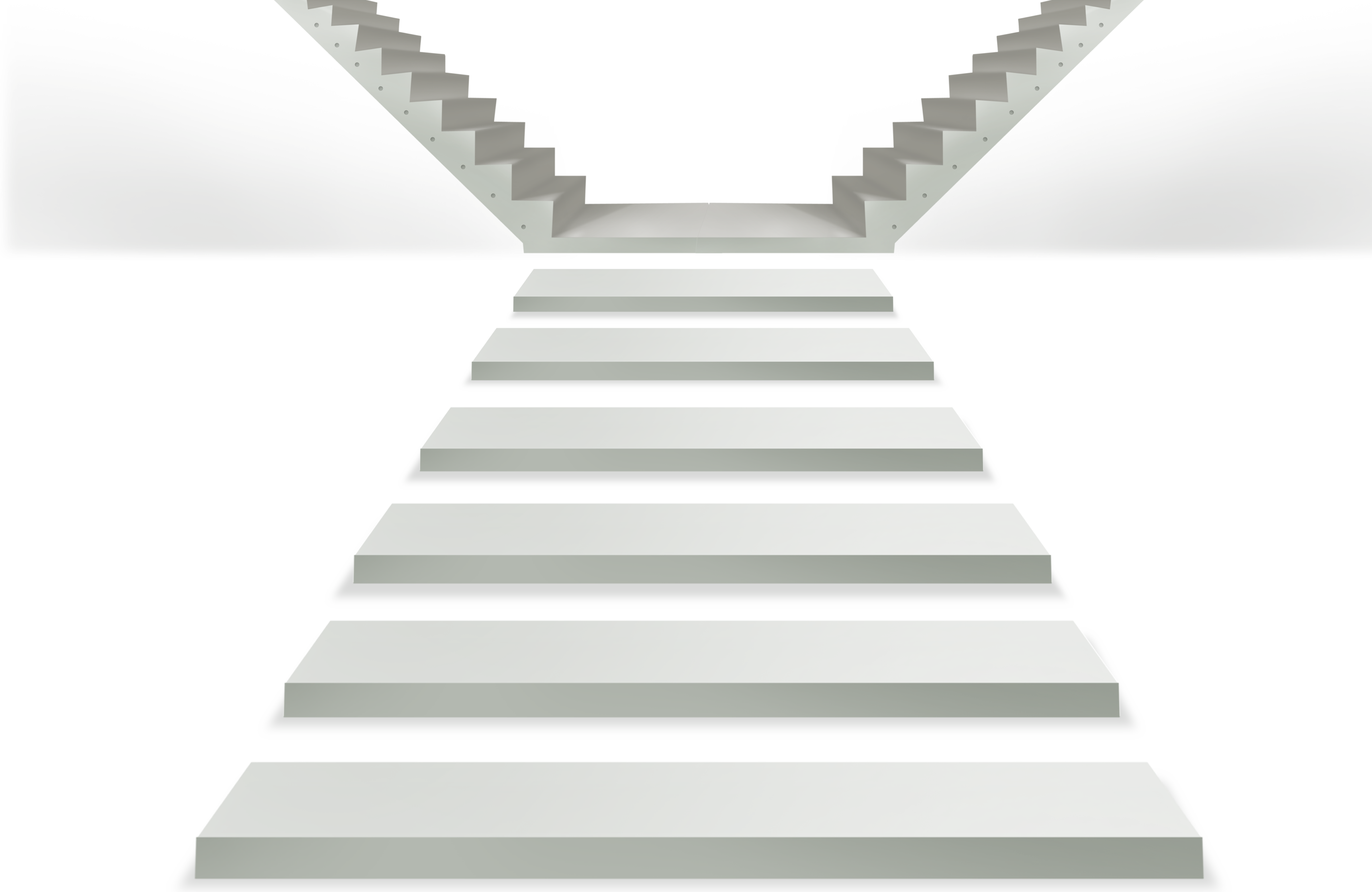 Staircase vector success stair. Stairs ladder of image