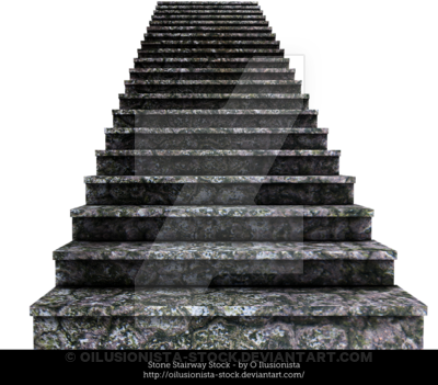 Stairs to heaven png. Stone stairway stock by