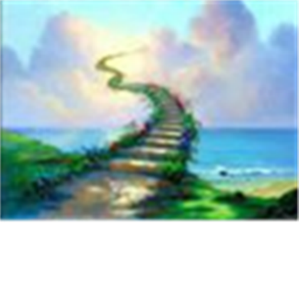 Stairs to heaven png. Stairway decal roblox
