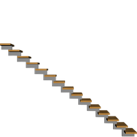 Stairs transparent invisible. Download free png photo