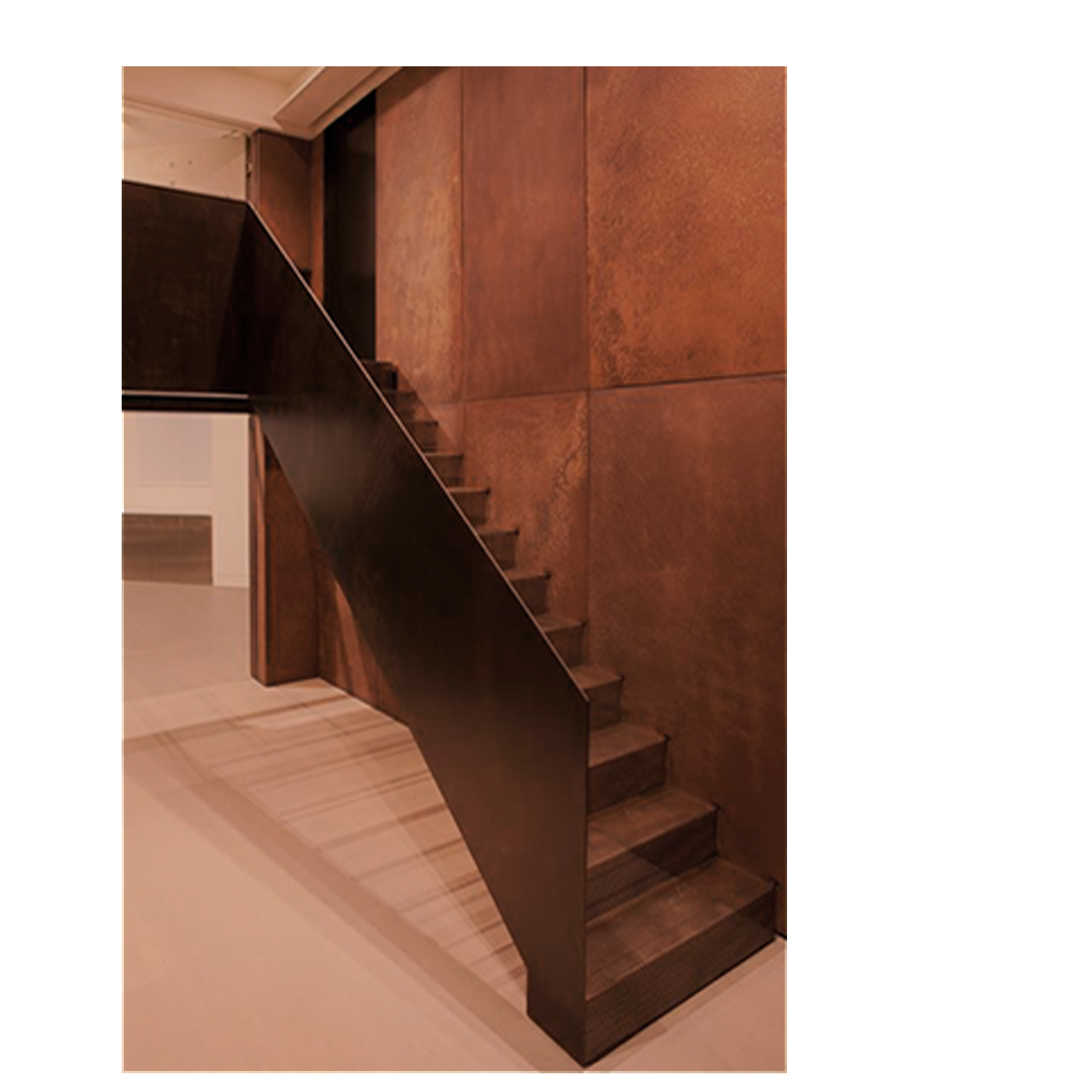 Stairs transparent modern minimalist. Pin by fs home