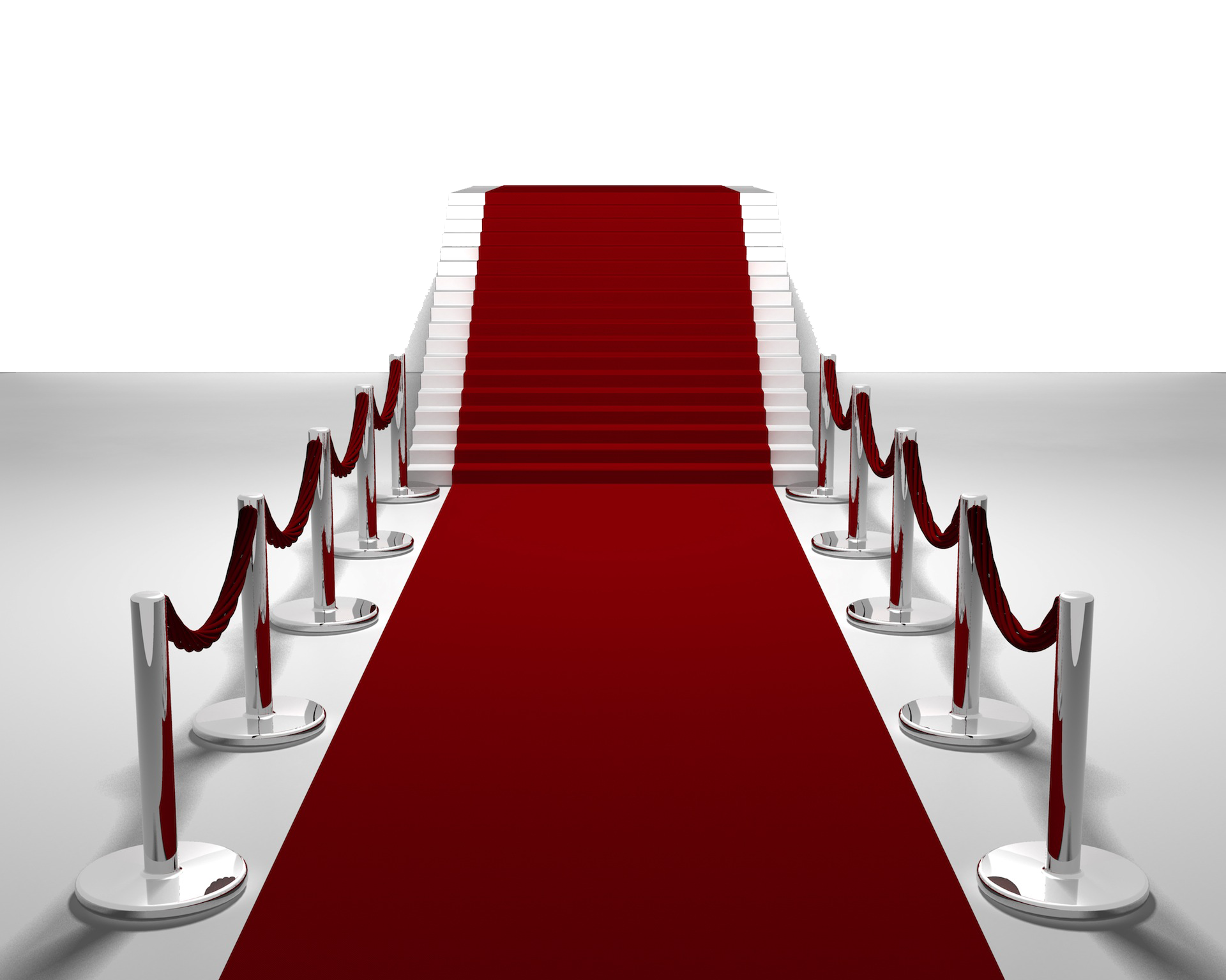 Stairs transparent red. Carpet png image photo