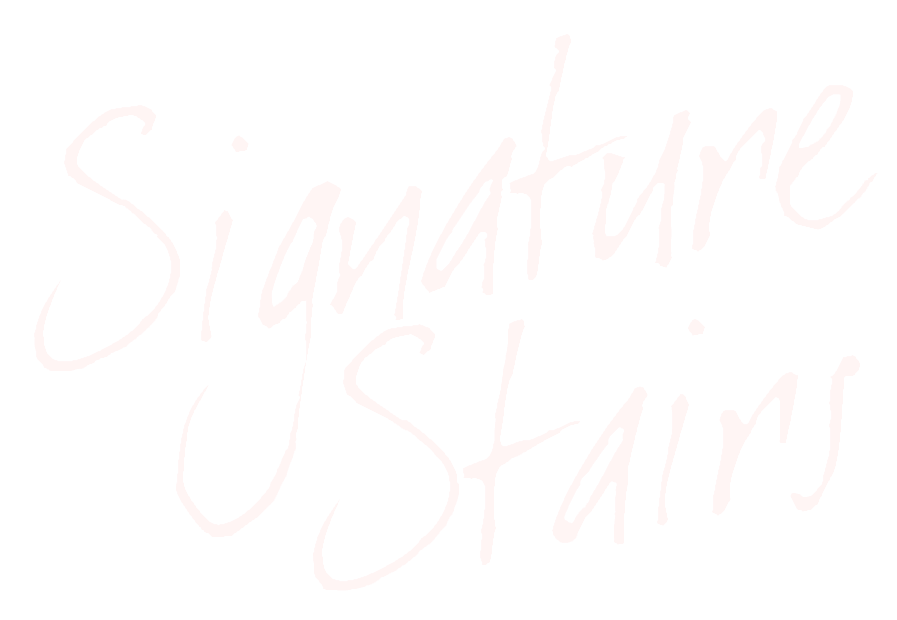 Illusions drawing stair. Signature stairs ireland glider