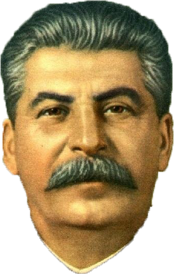 Stalin face png. Images free download