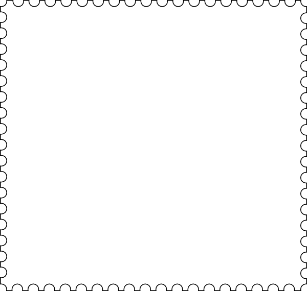 place stamp here png