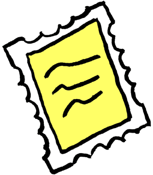 Stamp clipart.