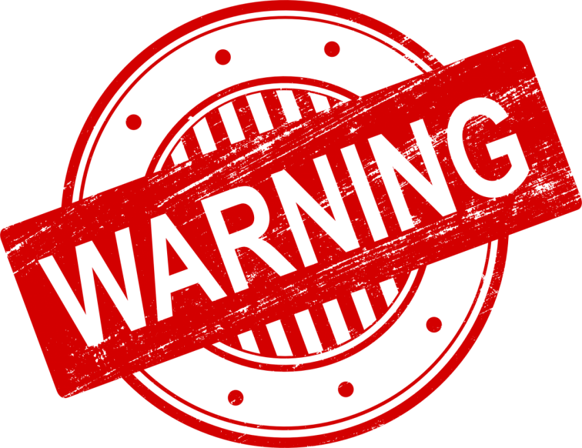 Warning stamp png. Free images toppng transparent