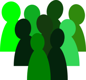 Clip art free images. Crowd clipart free download