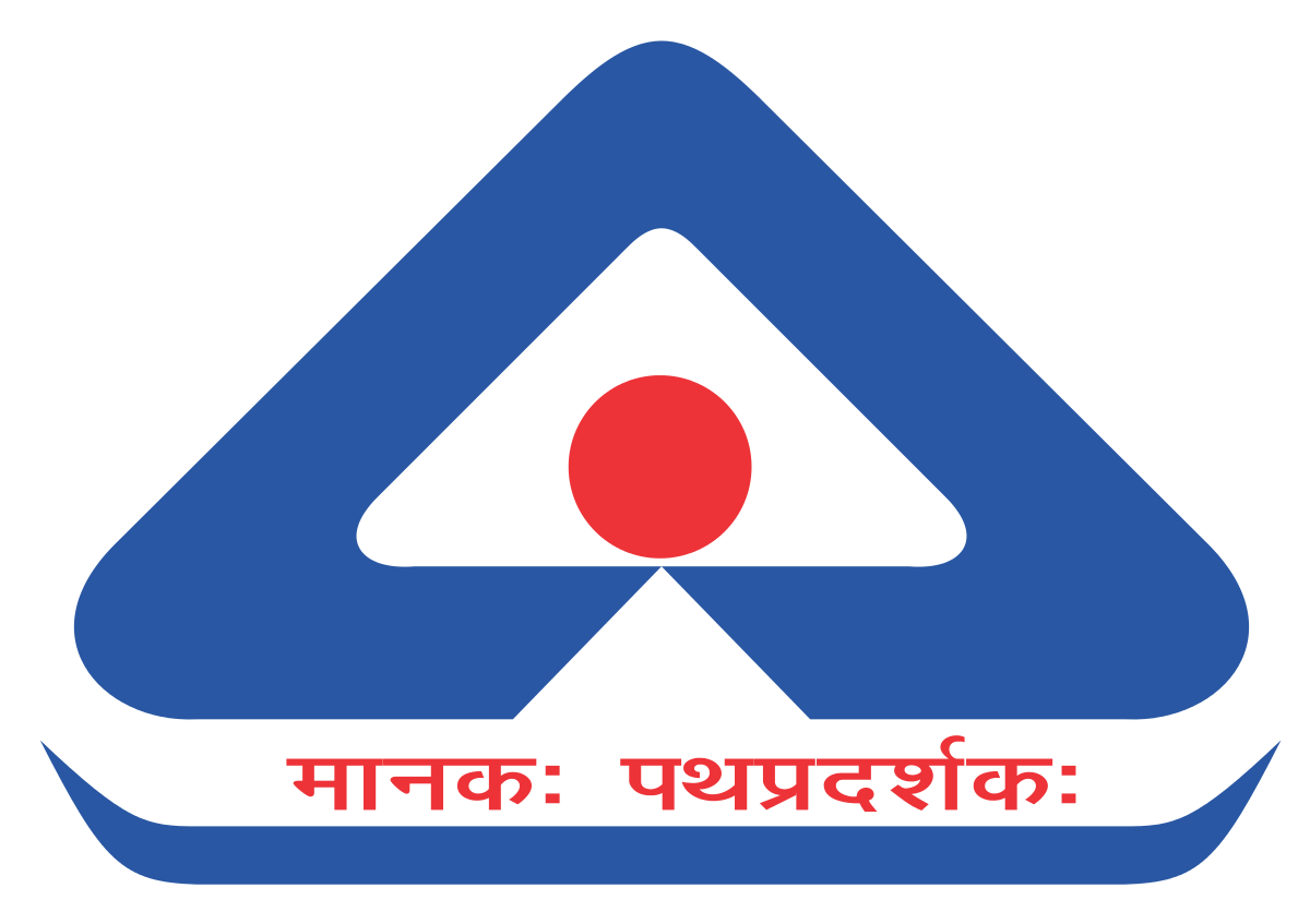 Standard vector certification. Bureau of indian standards