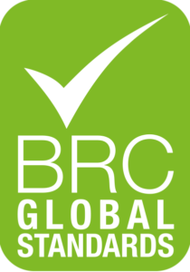 Standard vector certification. Brc food safety foodchain