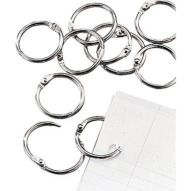 stapler clipart binder ring