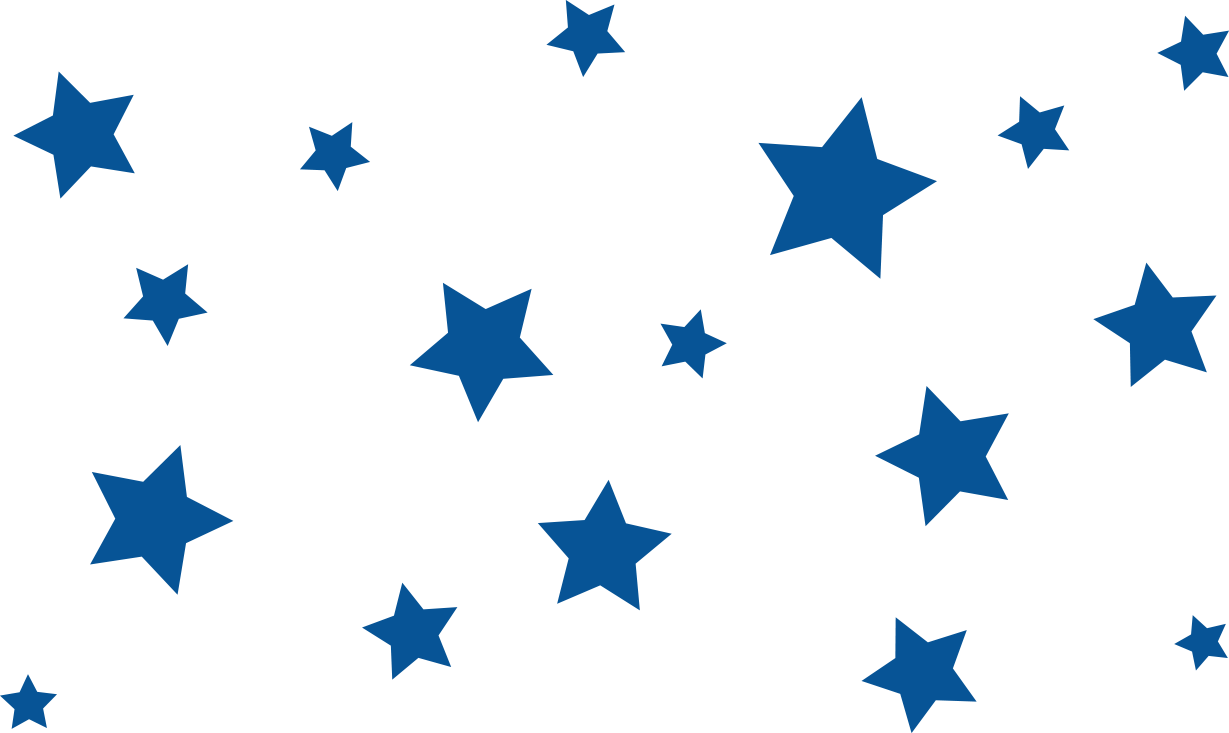 Star background png. Blue image purepng free