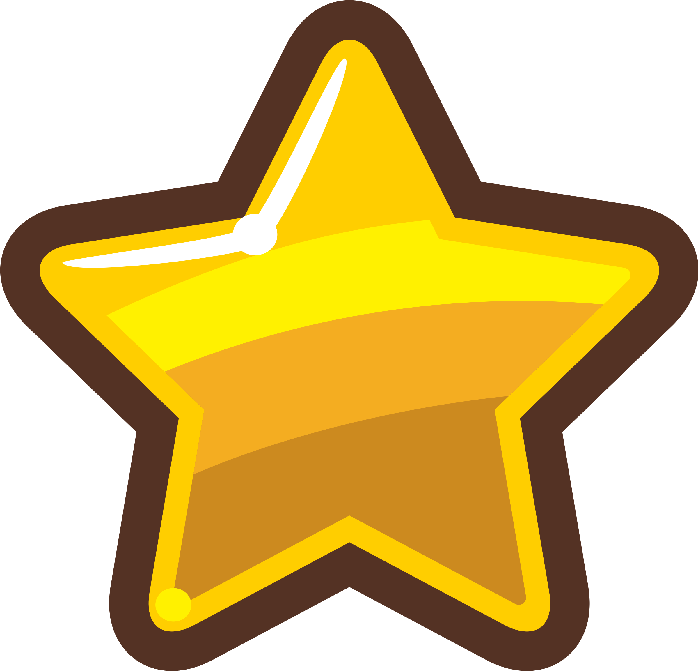 Star cartoon png. Gold icons free and