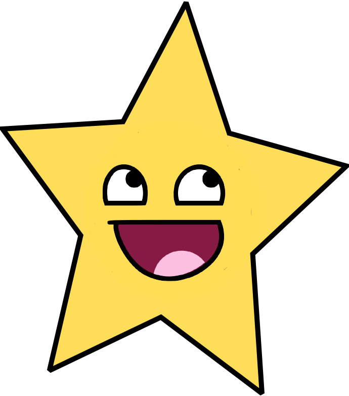 Star cartoon png. File wikipedia filestarpng