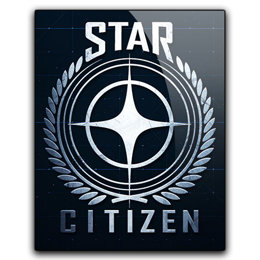 Star citizen logo png. Icon by hazzbrogaming on