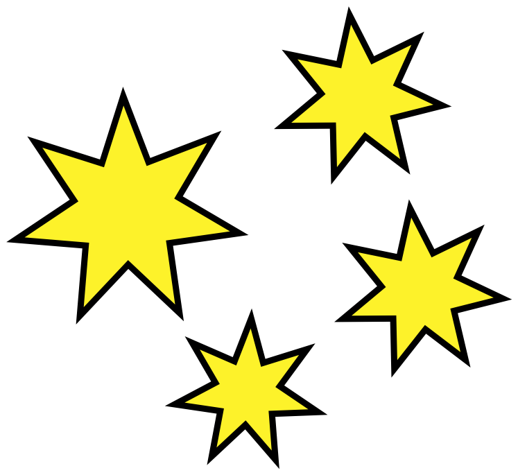 4 point star png. Free pictures of cartoon