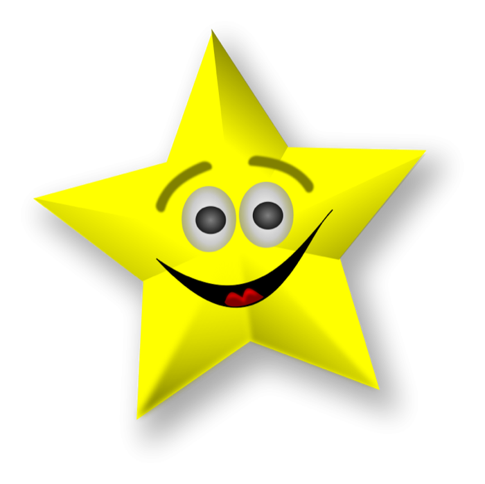Cartoon star png. Clipart and animated graphics