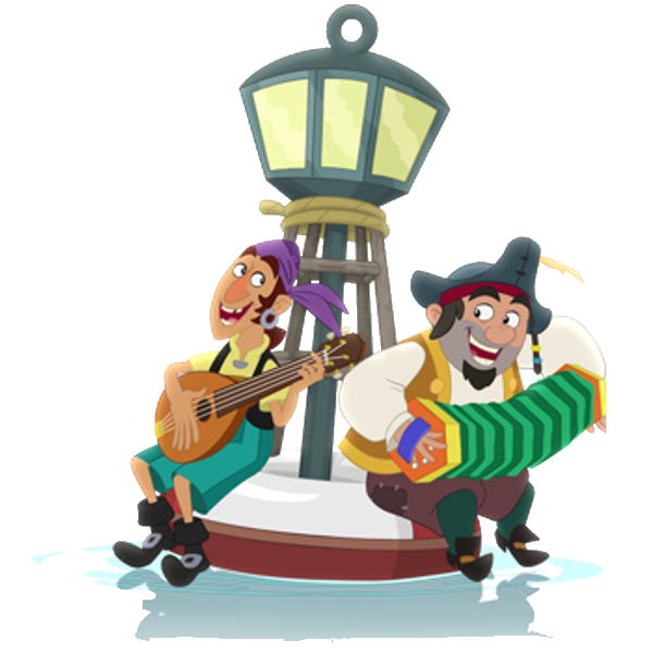 Star clipart neverland. Shipwreck shuffle jake and