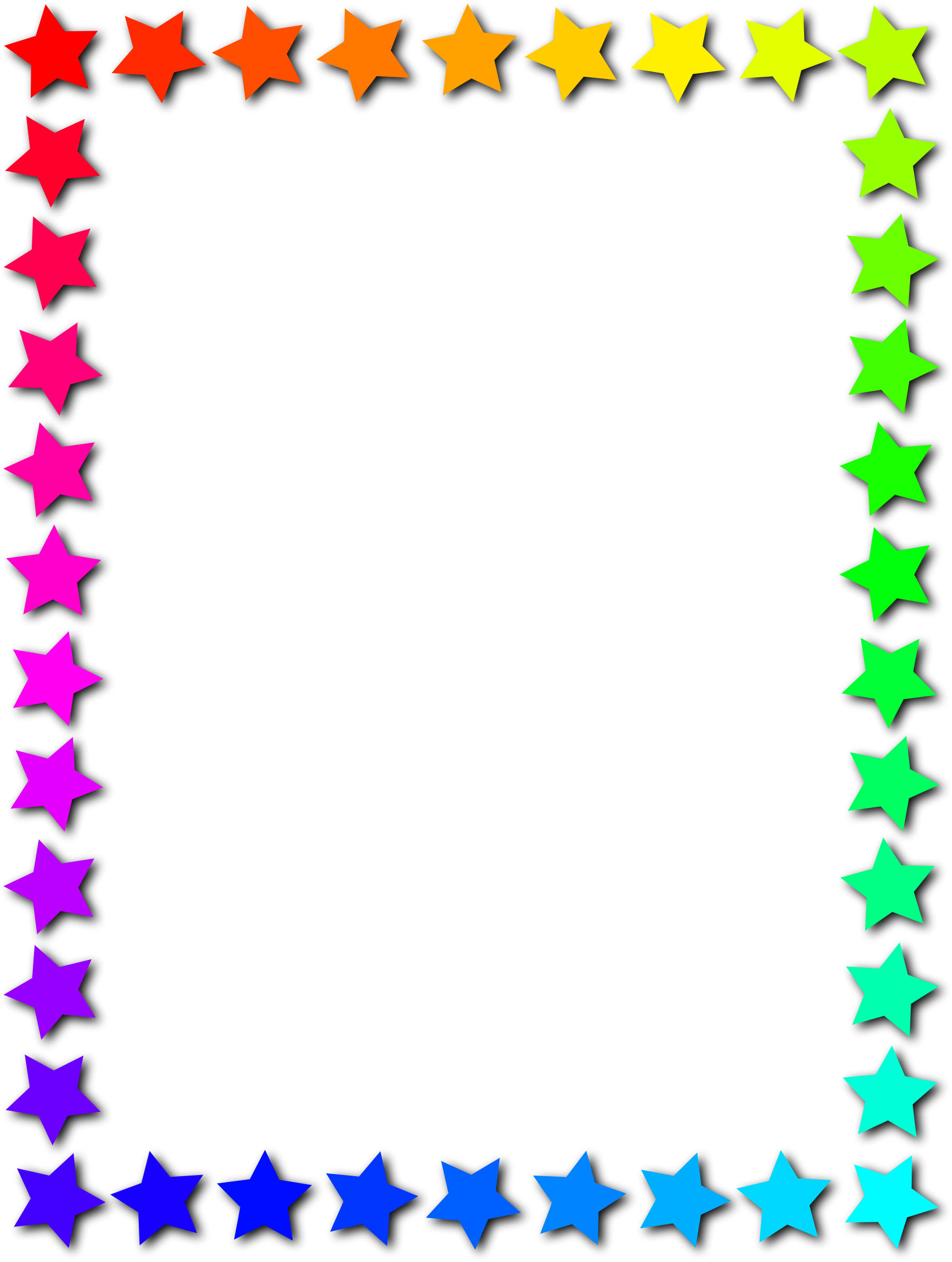Star clipart picture frame. Big image png