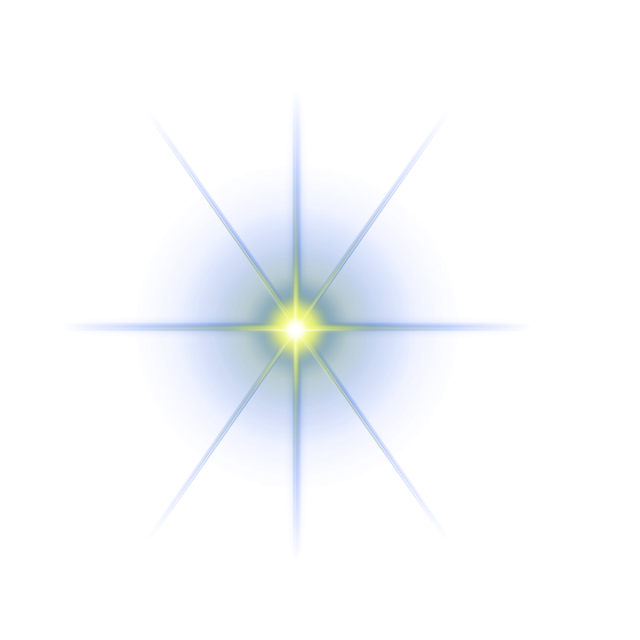 Star light png. Effect vector free and