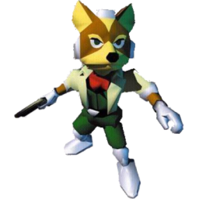 Star fox 64 png. Download free image death