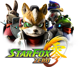 Star fox zero png. For wii u official
