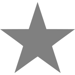 Star icon png. Gray free icons